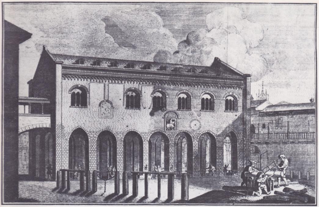 Broletto 1764