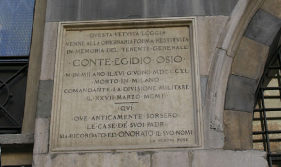 Lapide-Egidio-Osio