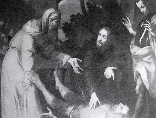 S. Eligio e il morto Resuscitato